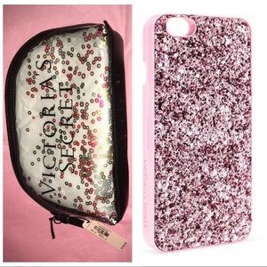 💕 NEW VICTORIA'S SECRET iPhone 6 / 6S Case & Bag